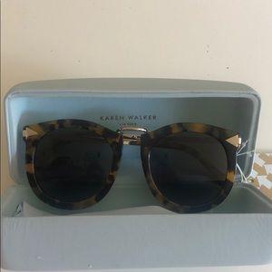 Karen Walker Designer Sunglasses NWT